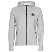 Oblečenie Muži Vrchné bundy adidas Performance M MT FZ HD Šedá / Medium