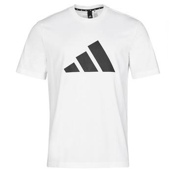 Oblečenie Muži Tričká s krátkym rukávom adidas Performance M FI 3B TEE Biela