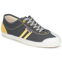 Topánky Nízke tenisky Kawasaki RETRO Šedá / Žltá