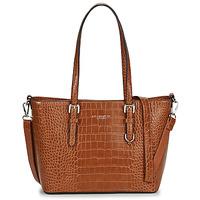 Tašky Ženy Veľké nákupné tašky  Nanucci 9530 Ťavia hnedá
