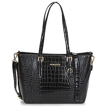 Tašky Ženy Veľké nákupné tašky  Nanucci 9530 Čierna