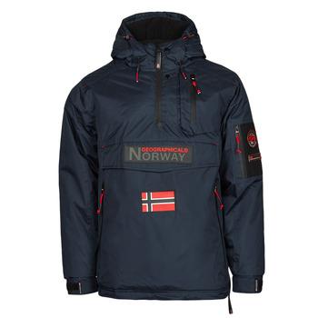 Oblečenie Muži Parky Geographical Norway BARKER Námornícka modrá