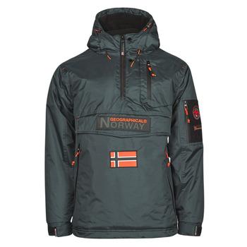 Oblečenie Muži Parky Geographical Norway BARKER Šedá