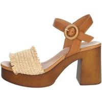 Topánky Ženy Sandále Elisa Conte COLLY Beige