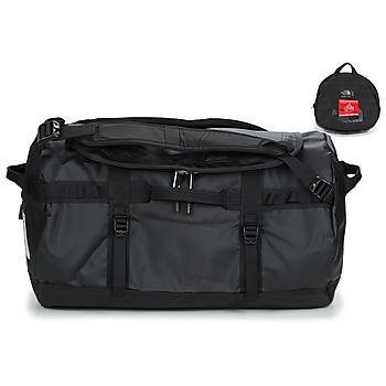 Tašky Cestovné tašky The North Face BASE CAMP DUFFEL - S Čierna / Biela