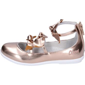 Topánky Dievčatá Balerínky a babies Enrico Coveri Balerínky BJ979 Ružová