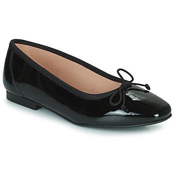 Topánky Ženy Balerínky a babies Betty London ONDINE Čierna