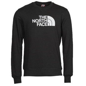 Oblečenie Muži Mikiny The North Face DREW PEAK CREW Čierna / Biela