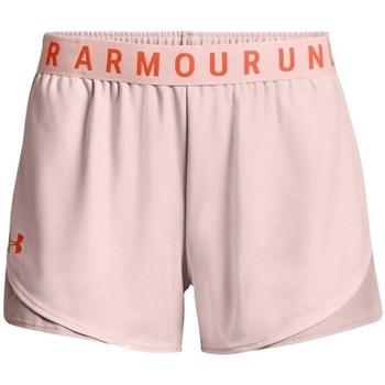Oblečenie Ženy Šortky a bermudy Under Armour Play UP Short 30 Ružová