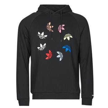 Oblečenie Muži Mikiny adidas Originals ST HOODY Čierna