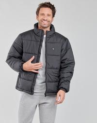Oblečenie Muži Vyteplené bundy adidas Originals PAD STAND PUFF Čierna