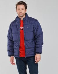 Oblečenie Muži Vyteplené bundy adidas Originals PAD STAND PUFF Modrá / De / Nočná obloha