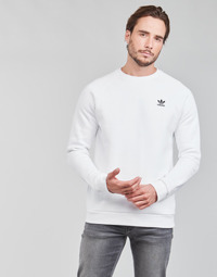 Oblečenie Muži Mikiny adidas Originals ESSENTIAL CREW Biela