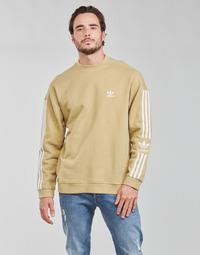 Oblečenie Muži Mikiny adidas Originals LOCK UP CREW Béžová