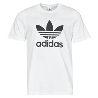 Oblečenie Muži Tričká s krátkym rukávom adidas Originals TREFOIL T-SHIRT Biela