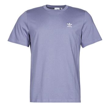 Oblečenie Muži Tričká s krátkym rukávom adidas Originals ESSENTIAL TEE Fialová