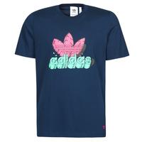 Oblečenie Muži Tričká s krátkym rukávom adidas Originals 6 AS TEE Modrá / Námornícka modrá