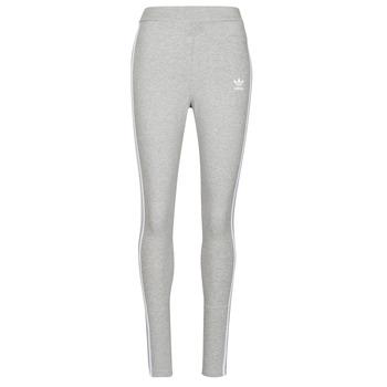 Oblečenie Ženy Legíny adidas Originals 3 STRIPES TIGHT Šedá / Medium