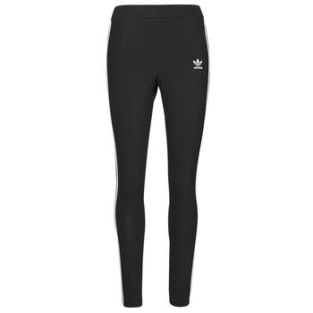 Oblečenie Ženy Legíny adidas Originals 3 STRIPES TIGHT Čierna