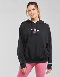 Oblečenie Ženy Mikiny adidas Originals HOODIE Čierna