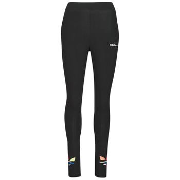 Oblečenie Ženy Legíny adidas Originals TIGHTS Čierna