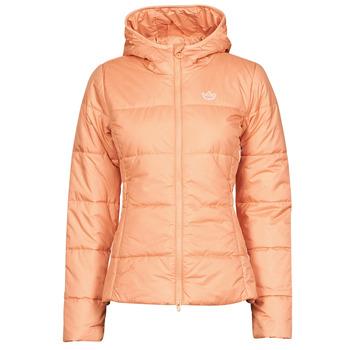 Oblečenie Ženy Vyteplené bundy adidas Originals SLIM JACKET Blush