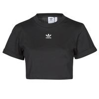 Oblečenie Ženy Tričká s krátkym rukávom adidas Originals TEE Čierna