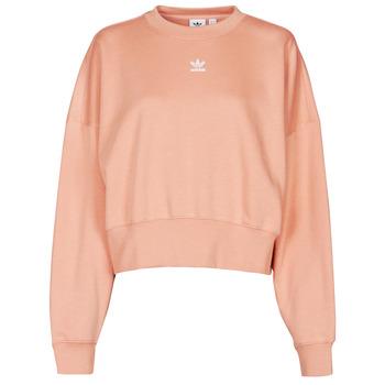 Oblečenie Ženy Mikiny adidas Originals SWEATSHIRT Blush