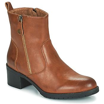 Topánky Ženy Čižmičky Chattawak ALTA Ťavia hnedá