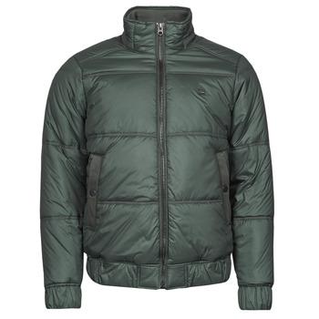 Oblečenie Muži Vyteplené bundy G-Star Raw MEEFIC QUILTED JKT Zelená