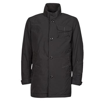 Oblečenie Muži Kabátiky Trenchcoat G-Star Raw UTILITY HB TAPE PDD TRENCH Čierna