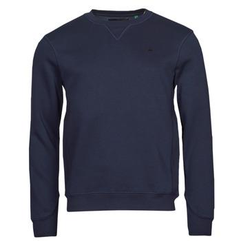 Oblečenie Muži Mikiny G-Star Raw PREMIUM CORE R SW LS Modrá