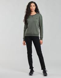 Oblečenie Ženy Rovné Rifle  G-Star Raw NOXER STRAIGHT Čierna