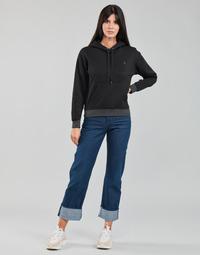Oblečenie Ženy Rovné Rifle  G-Star Raw TEDIE ULTRA HIGH STRAIGHT Modrá