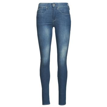 Oblečenie Ženy Rifle Skinny  G-Star Raw LHANA SKINNY Modrá