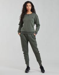 Oblečenie Ženy Tepláky a vrchné oblečenie G-Star Raw PREMIUM CORE 3D TAPERED SW PANT WMN Šedá