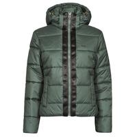 Oblečenie Ženy Vyteplené bundy G-Star Raw MEEFIC HDD PDD JACKET WMN Šedá / Zelená