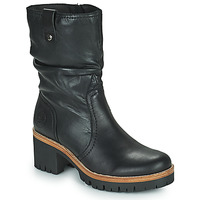 Topánky Ženy Polokozačky Panama Jack PIERA Čierna