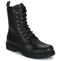 Topánky Ženy Polokozačky Panama Jack FRISIA Čierna