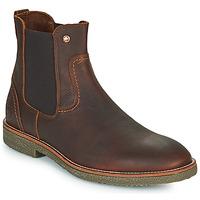 Topánky Muži Polokozačky Panama Jack GARNOCK Čierna