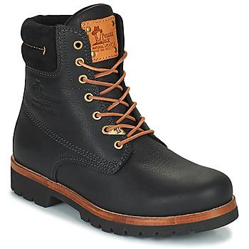 Topánky Muži Polokozačky Panama Jack PANAMA Čierna