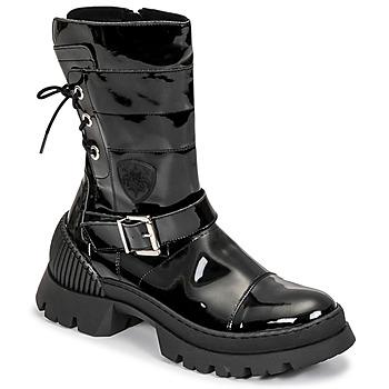 Topánky Ženy Polokozačky Philippe Morvan CHARMY Čierna