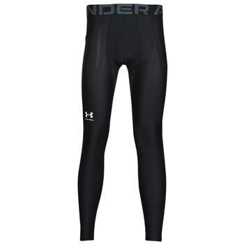 Oblečenie Muži Legíny Under Armour UA HG ARMOUR LEGGINGS Čierna / Biela
