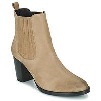 Topánky Ženy Čižmičky Betty London PATIS Béžová