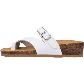 Topánky Ženy Šľapky Bionatura 12A456 WHITE