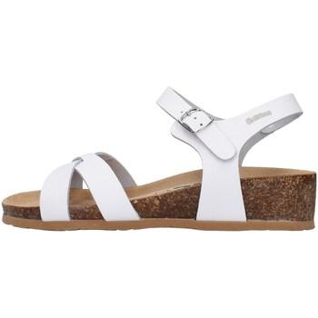 Topánky Ženy Sandále Bionatura 12FREGE WHITE