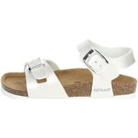 Topánky Dievčatá Sandále Grunland SB0646-40 Pearl