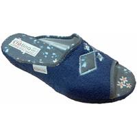 Topánky Ženy Papuče Cristina CRI06921blu blu
