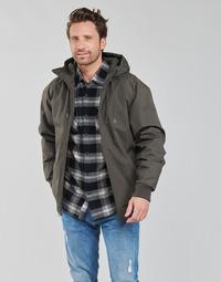 Oblečenie Muži Bundy  Volcom HERNAN 5K JACKET Kaki