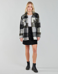 Oblečenie Ženy Saká a blejzre Volcom SILENT SHERPA JACKET Čierna